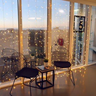 Kip Hotel Hackney @minkaguides lobby view