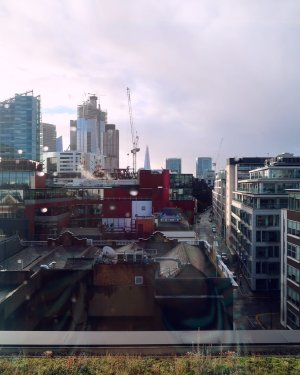 Point A Hotel London Shoreditch @minkaguides view