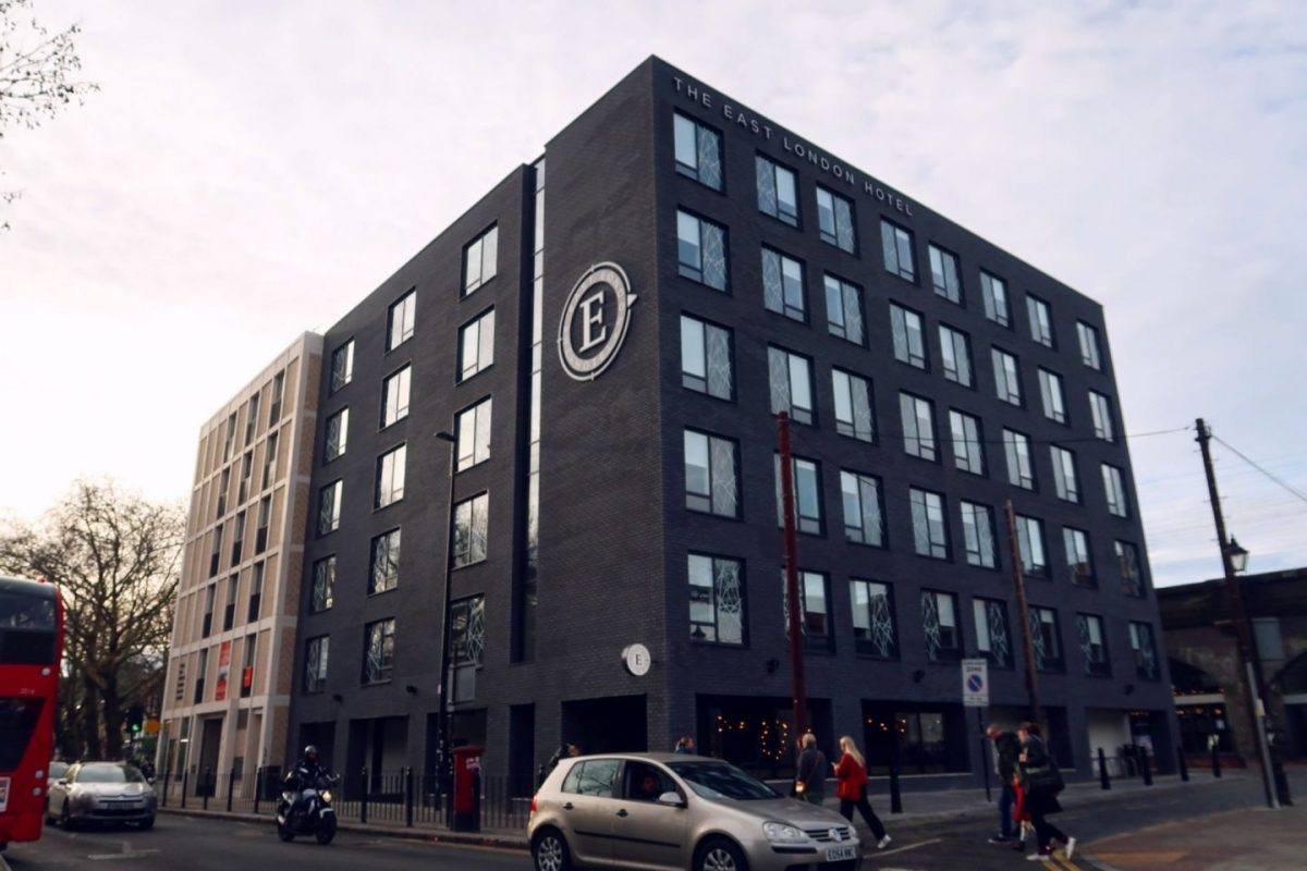 The East London Hotel @minkaguides exterior
