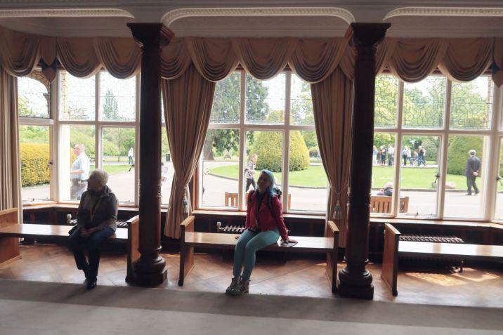 Bletchley Park Museum inside the mansion CREDIT_ © Minka Guides