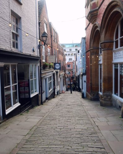 Things to do in Bristol - Christmas Steps 1 CREDIT_ © Minka Guides