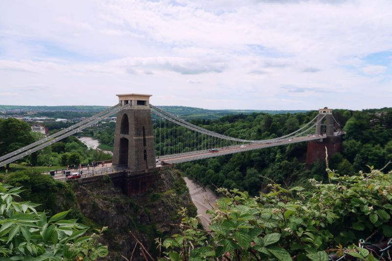 Things to do in Bristol - Clifton Suspension Bridge CREDIT_ © Minka Guides
