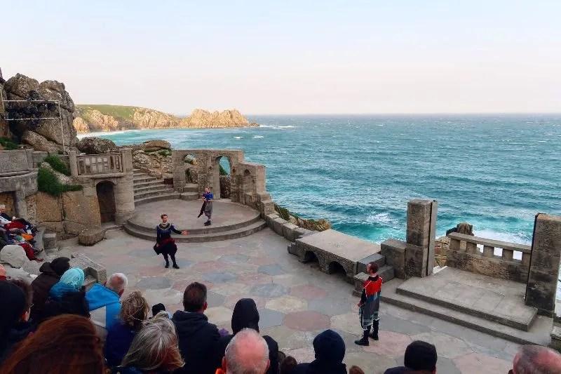 Cornwall itinerary - Minack Theatre CREDIT Minka Guides