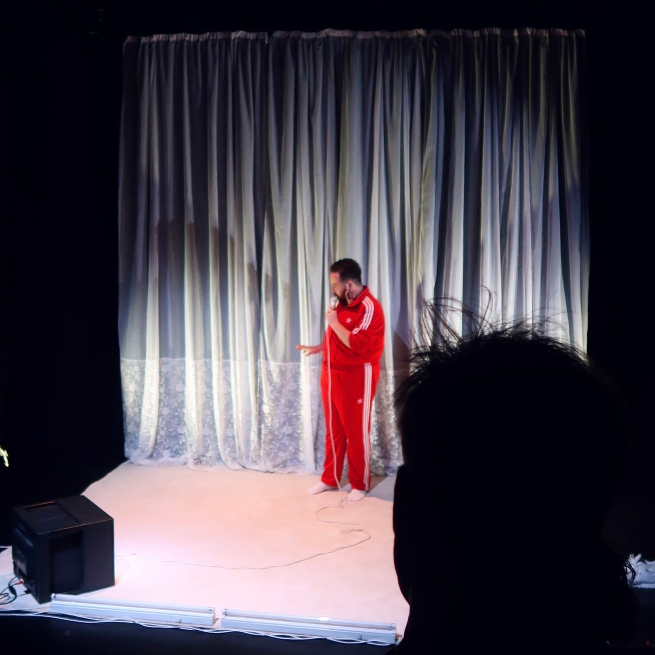 Queer Edinburgh Fringe Scottee Class CREDIT Minka Guides