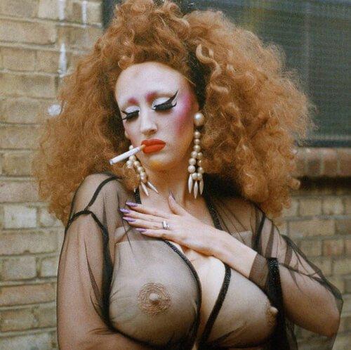 Can women be drag queens Georgie Bee CREDIT Pepo Fernandez