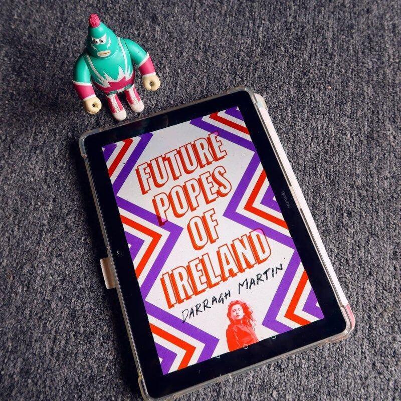 New books winter 2018 Future-Popes-of-Ireland-by-Darragh-Martin CREDIT Minka Guides