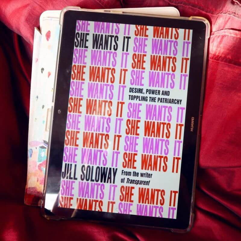 New books winter 2018 She-Wants-It-by-Jill-Soloway CREDIT Minka Guides
