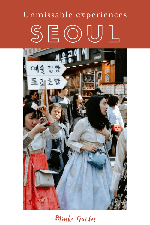 Unique things to do in Seoul | Minka Guides