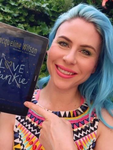 YA LGBT books 2020 Love Frankie Jacqueline Wilson review CREDIT Minka Guides