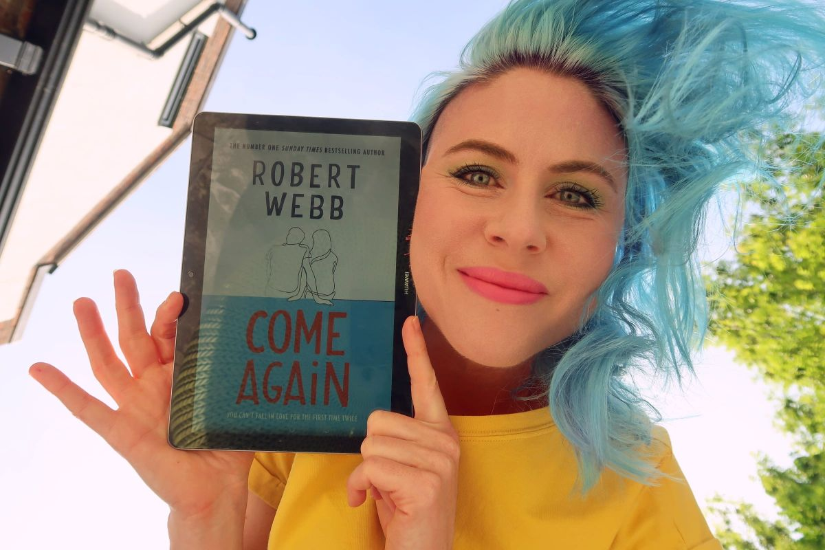 Book review: Come Again by Robert Webb | Minka Guides
