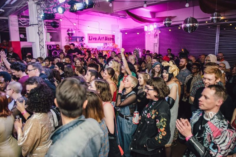 UK queer hubs LGBT events Leeds CLAY CREDIT Centre for Live Art Yorkshire