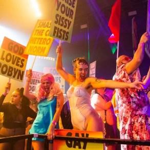UK queer hubs LGBT events Manchester Homobloc 2019 CREDIT Homobloc
