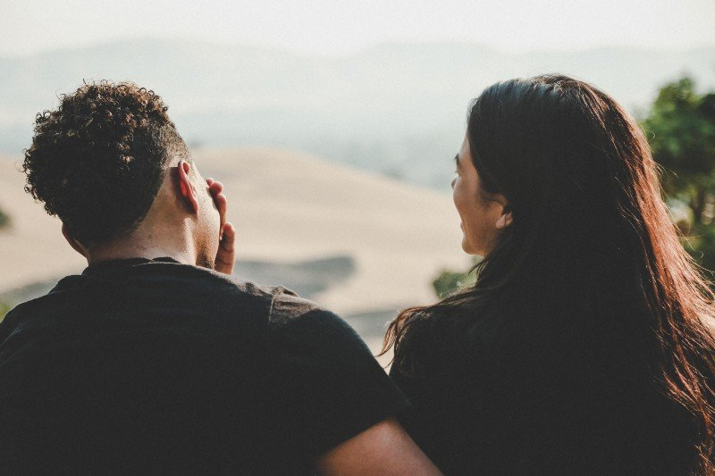 Setting boundaries in dating - ask the important questions CREDIT Giorgio Trovato on Unsplash