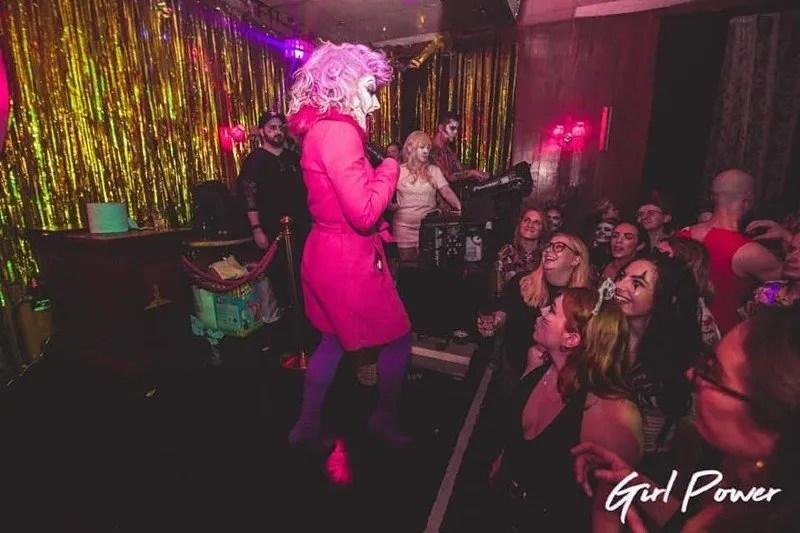 Doing drag - Fanny Minka CREDIT Girl Power