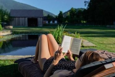 Literary staycation UK CREDIT Filip Urban-Unsplash