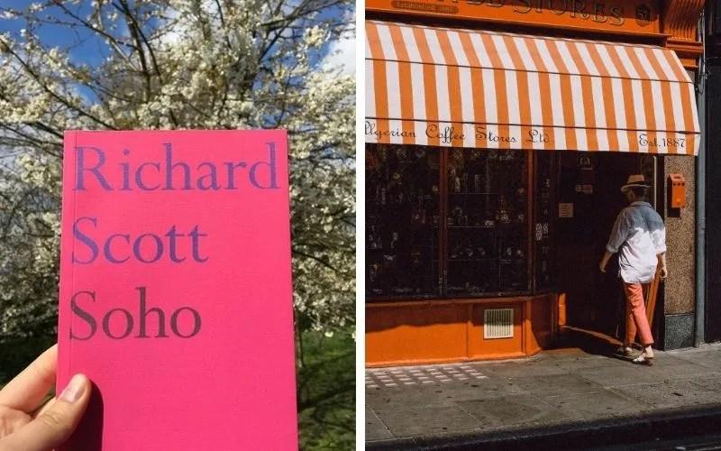Literary staycation uk - Soho CREDIT Minka Guides