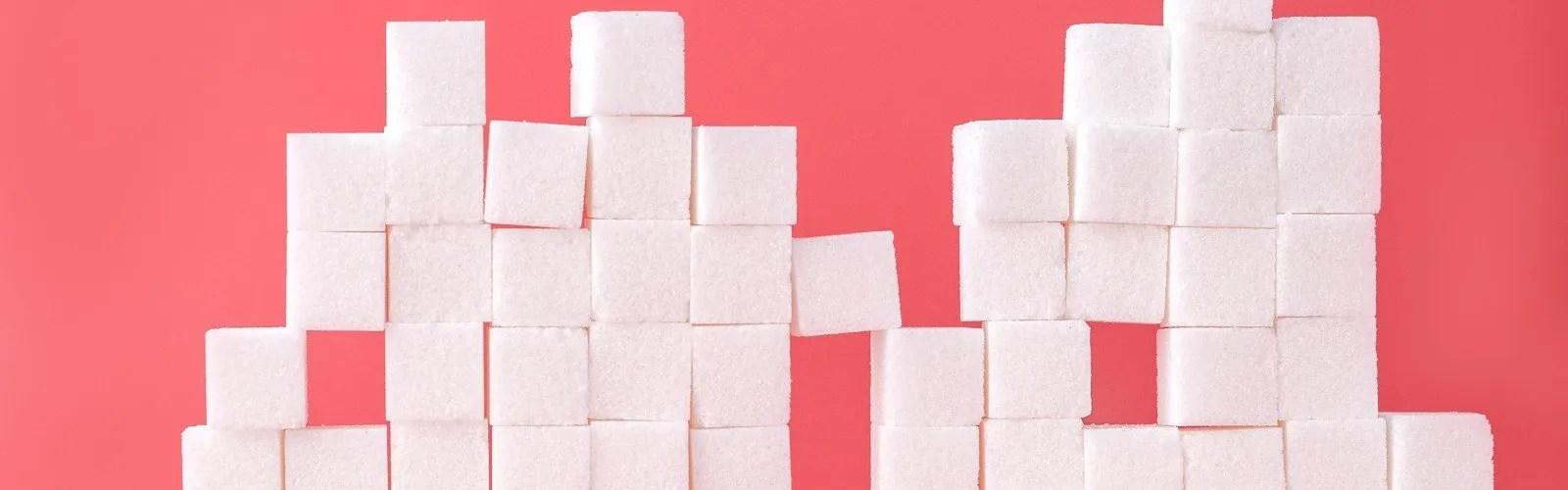 How to quit sugar - sugar cubes CREDIT Mae Mu-Unsplash