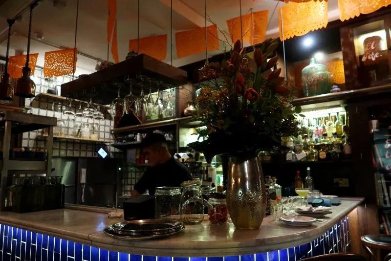 Mezcal London - Santo Remedio - bar CREDIT Minka Guides