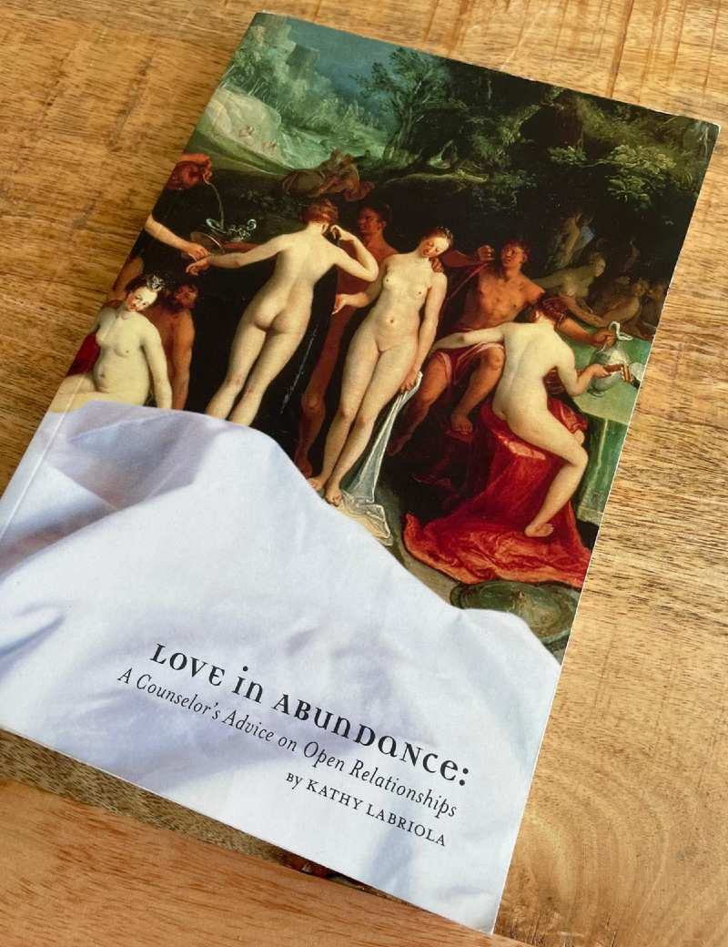 Polyamory books - Love In Abundance CREDIT David Bombaça