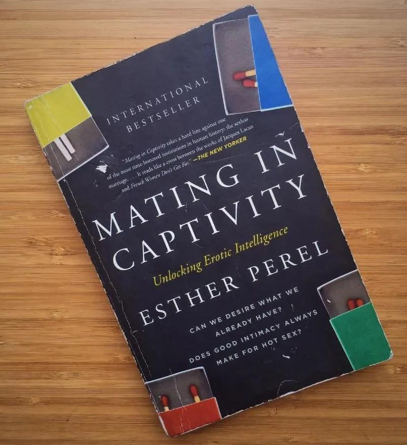 Polyamory books - Mating in Captivity CREDIT David Bombaça