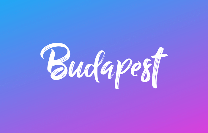 Budapest city guide - European city guides - Minka Guides - queer travel