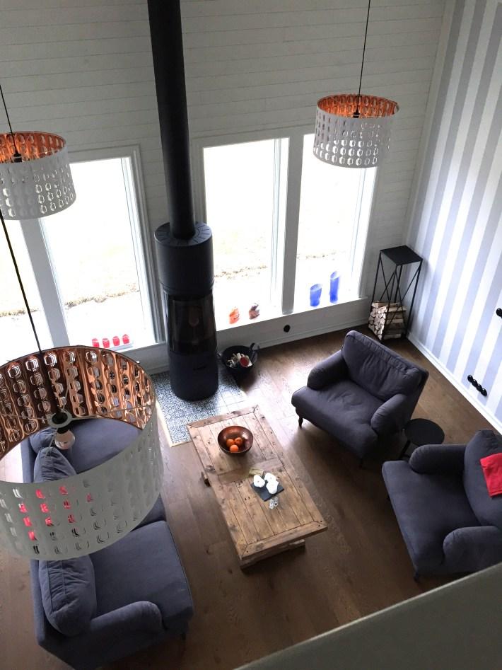 Södratorp - Vardagsrum