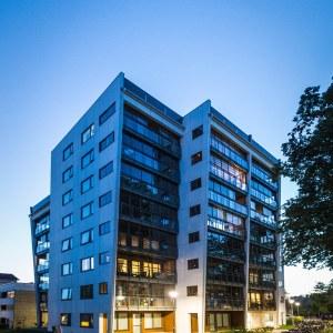 Växjö byggnadspris 2017