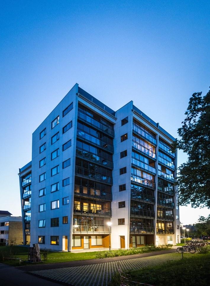 Växjö kommuns byggnadspris