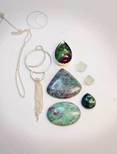 Jewellery by Johanna Holub