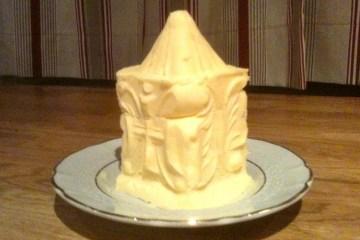 Hjemmelaga smør
