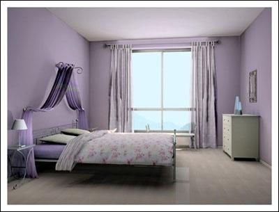 Lavender Colour Bedroom Ideas