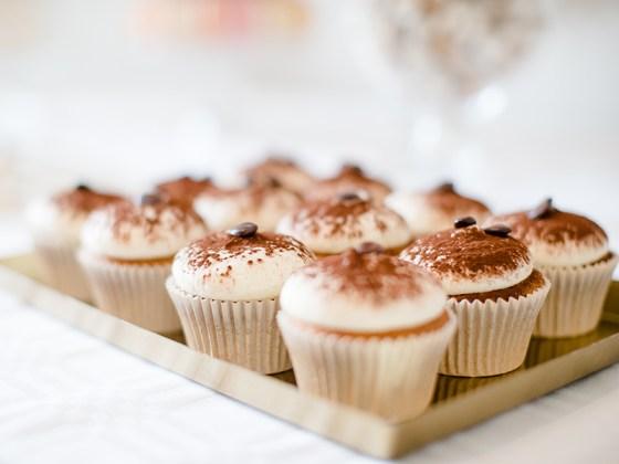 Creamy Coffee Cupcakes