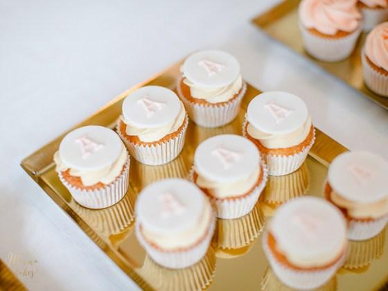 ristiäisjuhliin cupcaket