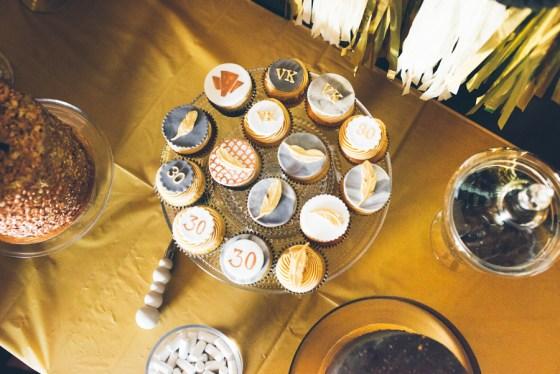 Cupcaket teemajuhliin