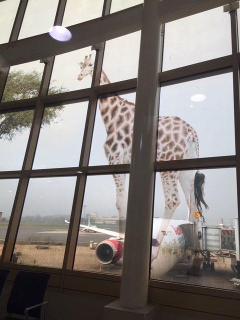 Nairobi Lufthavn