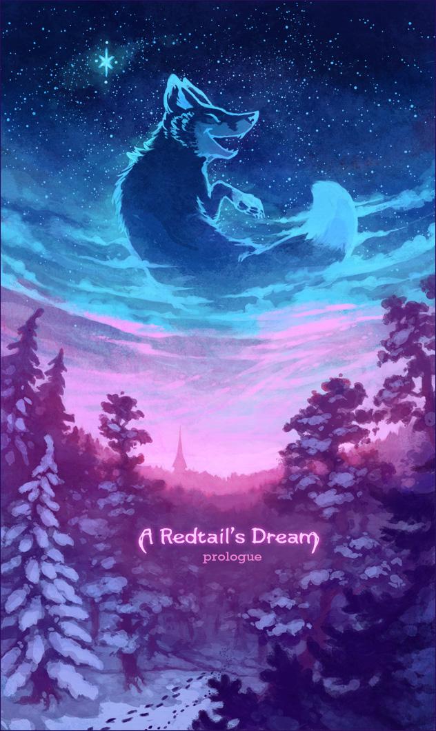 A Redtail's Dream webcomic