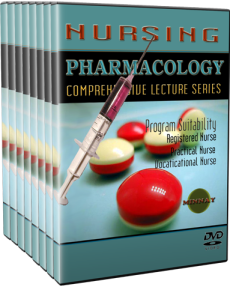 Pharmacology DVDs