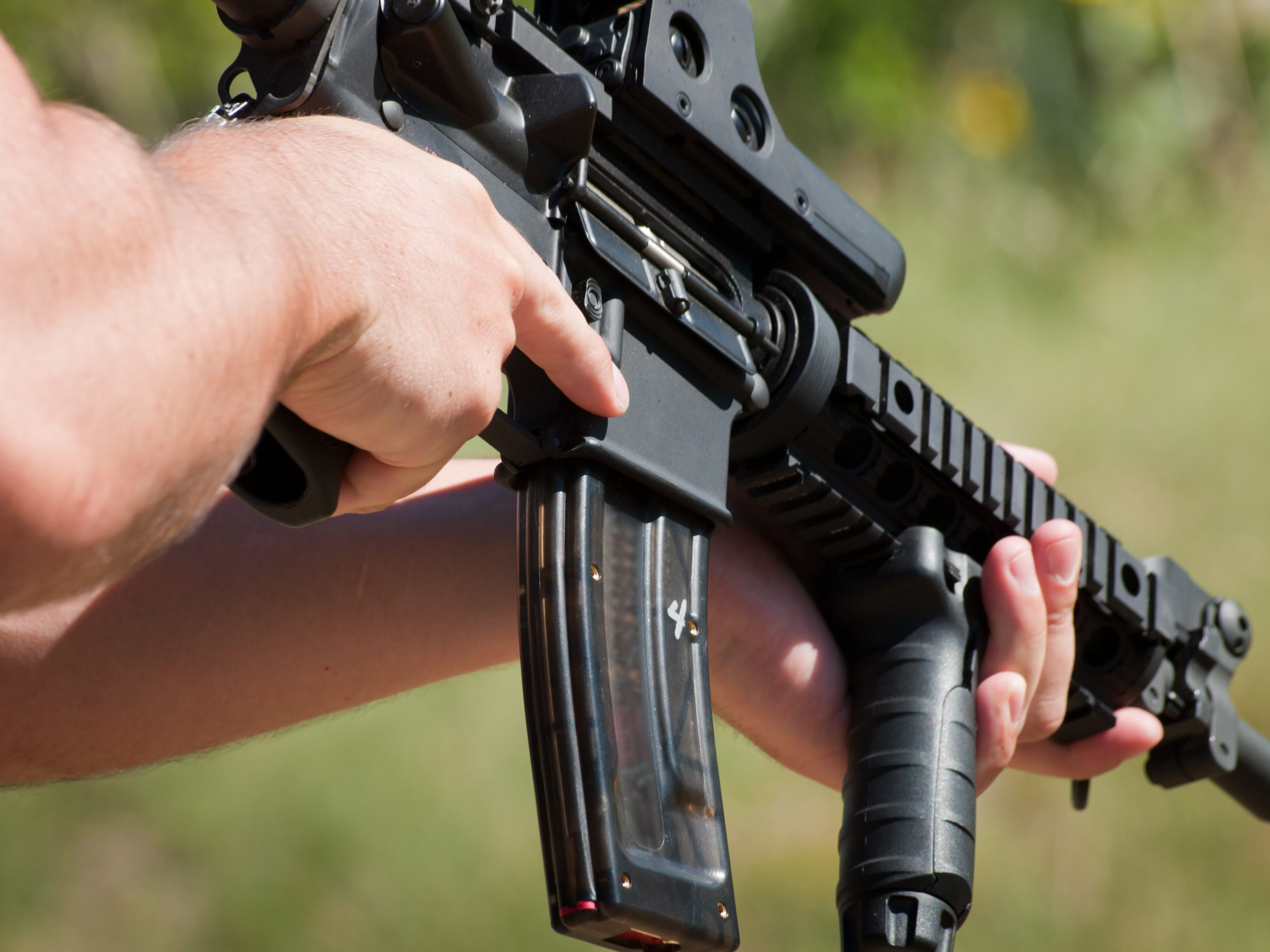 "Tell D.C. Politicians to OPPOSE Dianne Feinstein's ""Assault Weapons Ban""!"
