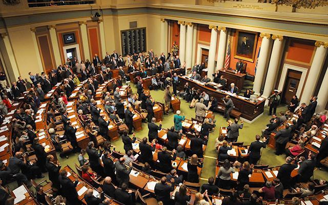 Anti-Gun Framework Bill MOVING in the MN House!