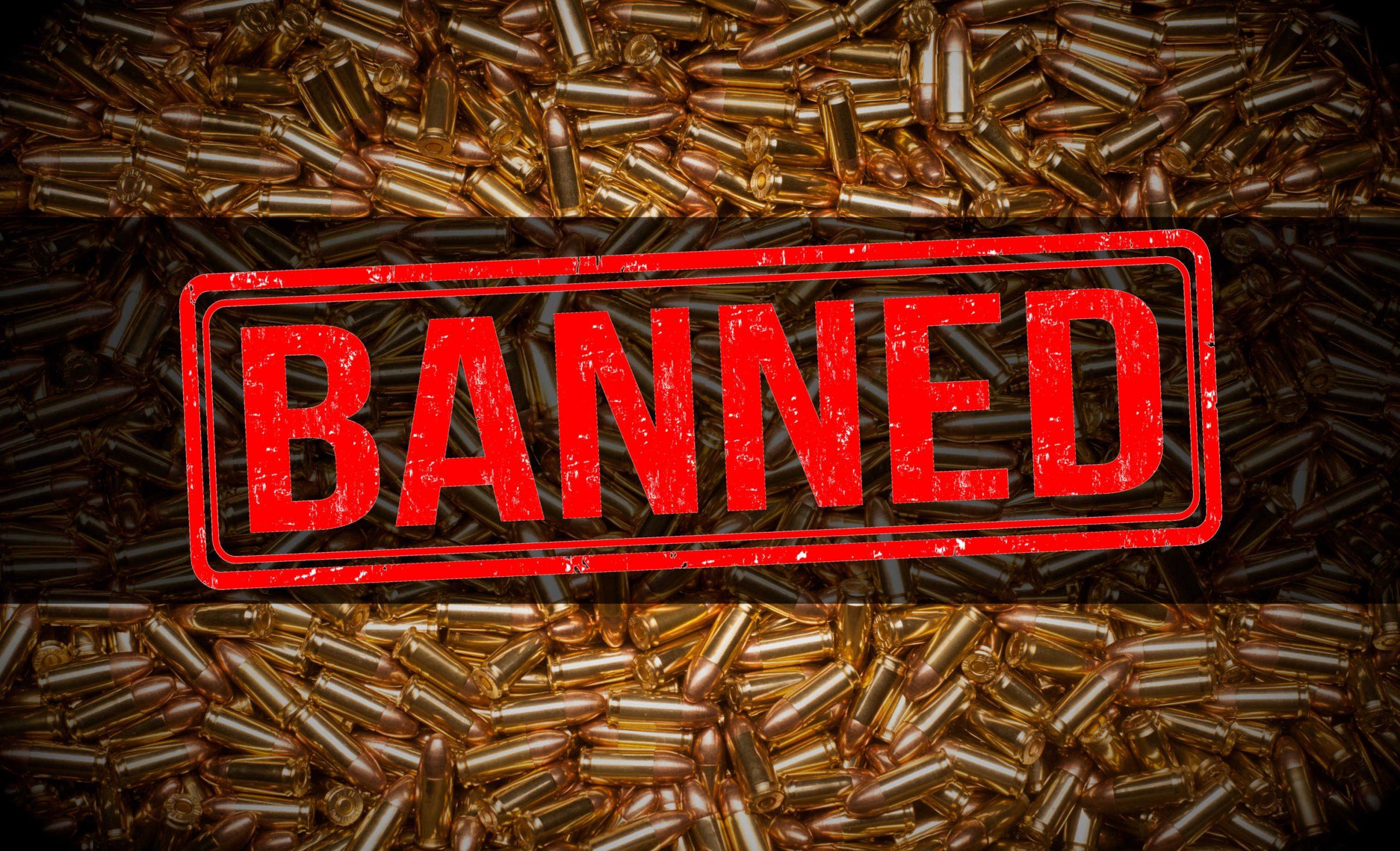 STOP Joe Biden's Ammo Ban!