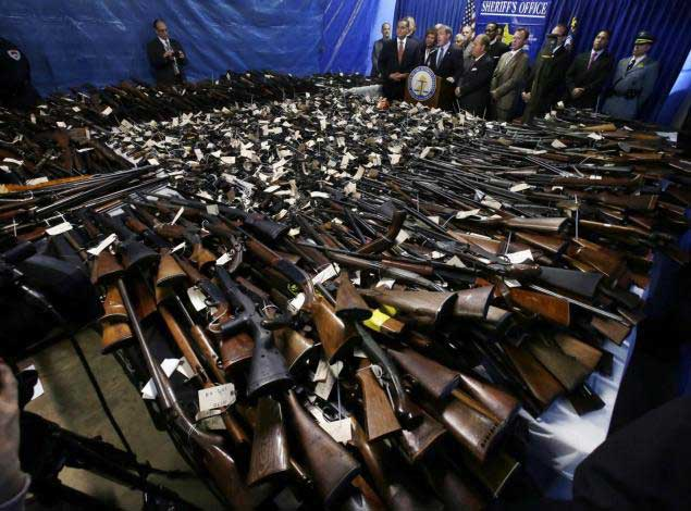 Things just got worse for our Second Amendment