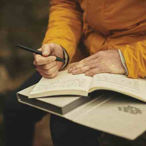 how to journal for change