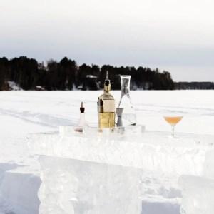 The Minnesota Ice Ice Bar