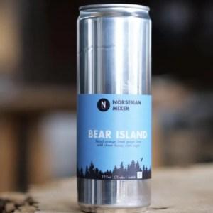 Minnesota Ice - Norseman Mixer, Bear Island