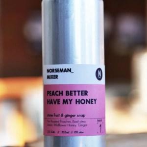 Minnesota Ice - Norseman Mixer, Peach Better Have My Honey