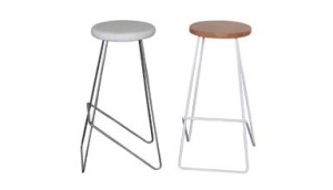 Stools - Paperclip