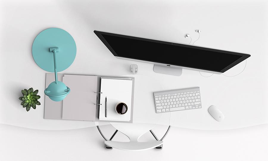 Schreibtisch minnja