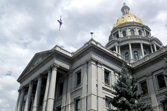 colorado capitol building photo