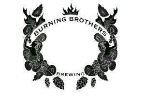 burning bros logo