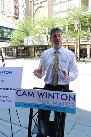 cam winton